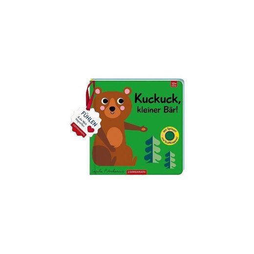 Coppenrath Mein Filz-Fühlbuch: Kuckuck, kleiner Bär!