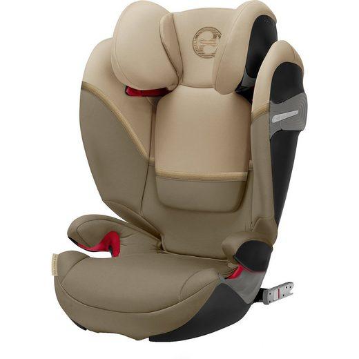 Cybex Auto-Kindersitz Solution S-Fix, Gold-Line, Classic Beige