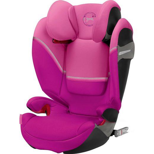 cybex auto kindersitz solution s fix gold line magnolia pink online kaufen otto. Black Bedroom Furniture Sets. Home Design Ideas