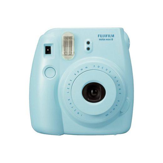 FUJIFILM Sofortbildkamera Instax Mini 8 blau