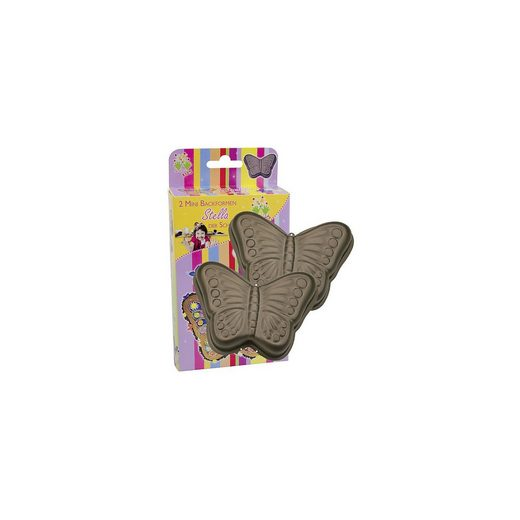 STÄDTER KIDS BACKFORM Stella der Schmetterling ca. 8,5 x 6 x 2,5 cm