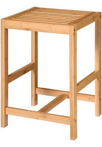 WELLTIME Lentyna »Bambus« pristatomas stalas au...