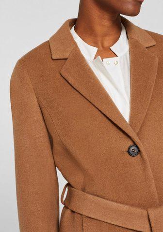 ESPRIT COLLECTION Пальто шерстяное