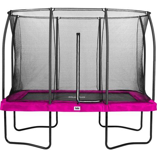 Salta Trampolin Comfort Edition 214x305 cm, pink