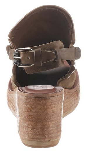 A.S.98 Sandalette mit verstellbarer Schnalle