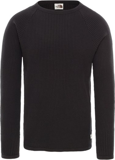 The North Face Sweatshirt »Chabot Langarm Rundhalsshirt Herren«