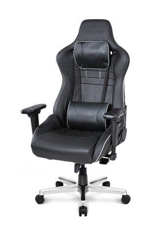 AKRACING Žaidimų kėdė Master Pro Deluxe juoda s...