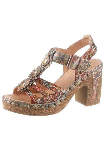 LAURA VITA Aukštakulniai sandalai »Hecalo«