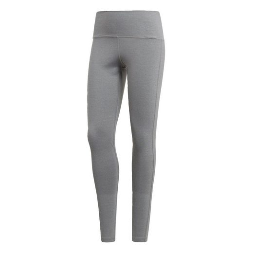 adidas Performance Funktionstights »Believe This High-Rise Heathered Tight« Clima