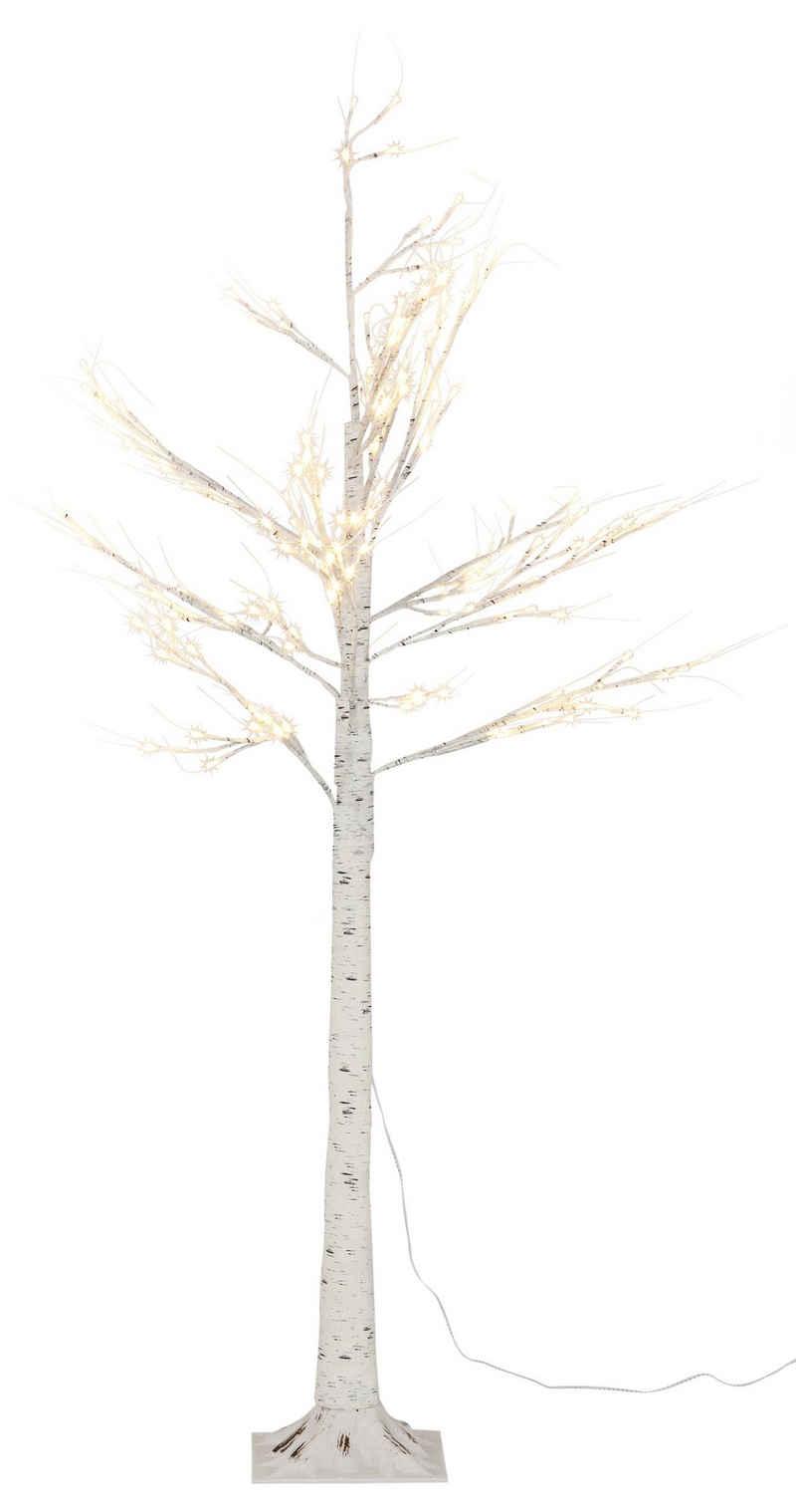 LED Baum »Birkenbaum«, mit zahlreichen LEDs