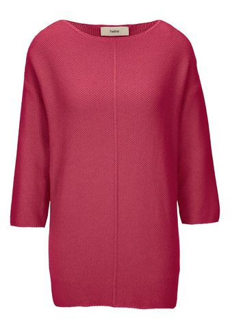 CASUAL объемный пуловер с Struktur с S...