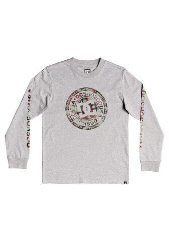 DC SHOES Marškinėliai ilgomis rankovėmis »Circl...