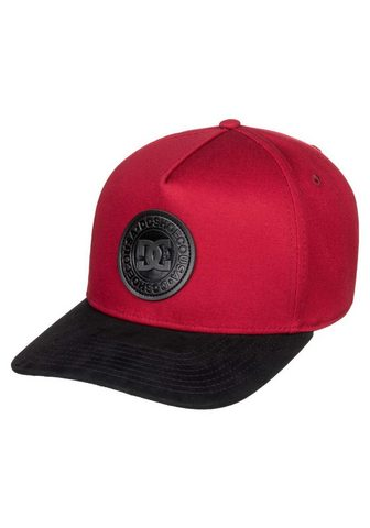 DC SHOES Snapback Kepurė su snapeliu »Racks«