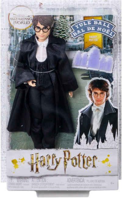 Mattel® Anziehpuppe »Weihnachtsball Harry Potter Puppe«