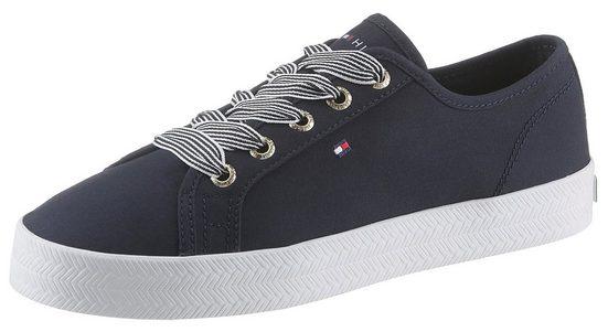 TOMMY HILFIGER »ESSENTIAL NAUTICAL SNEAKER« Sneaker im Basic-Look