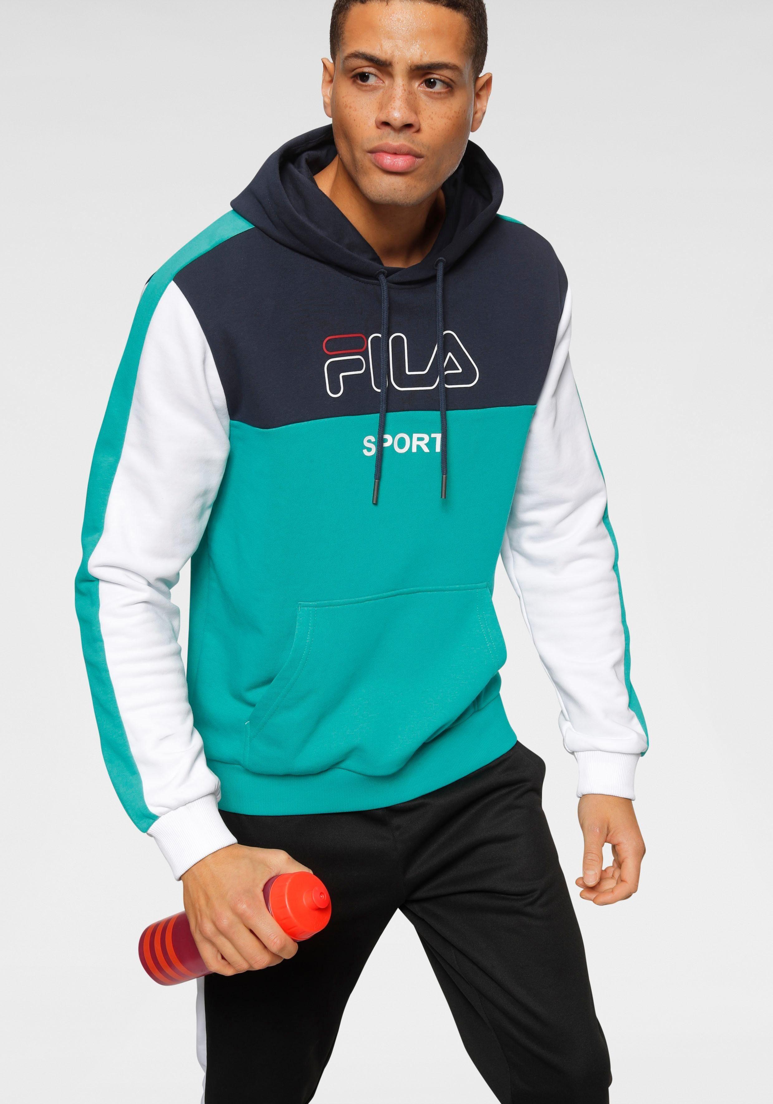 Fila Kapuzensweatshirt »WILLOW HOODY«, Logodruck online kaufen | OTTO