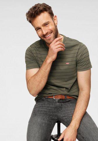 LEVI'S ® Marškinėliai »NEW ORIGINAL HM CREW«