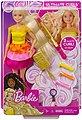 Mattel® Anziehpuppe »Barbie Locken-Style Puppe, blond«, Bild 1