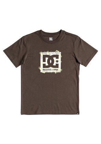 DC SHOES Marškinėliai »Lumdi«