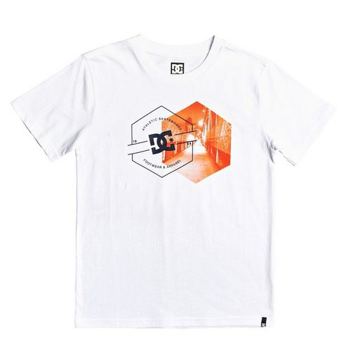 DC Shoes T-Shirt »Karved City«