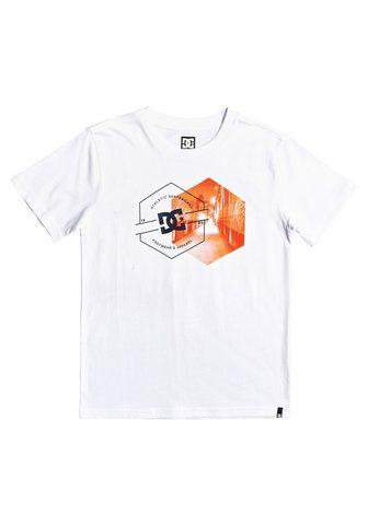 DC SHOES Marškinėliai »Karved City«