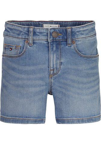TOMMY HILFIGER Шорты джинсовые »NORA BASIC шорт...