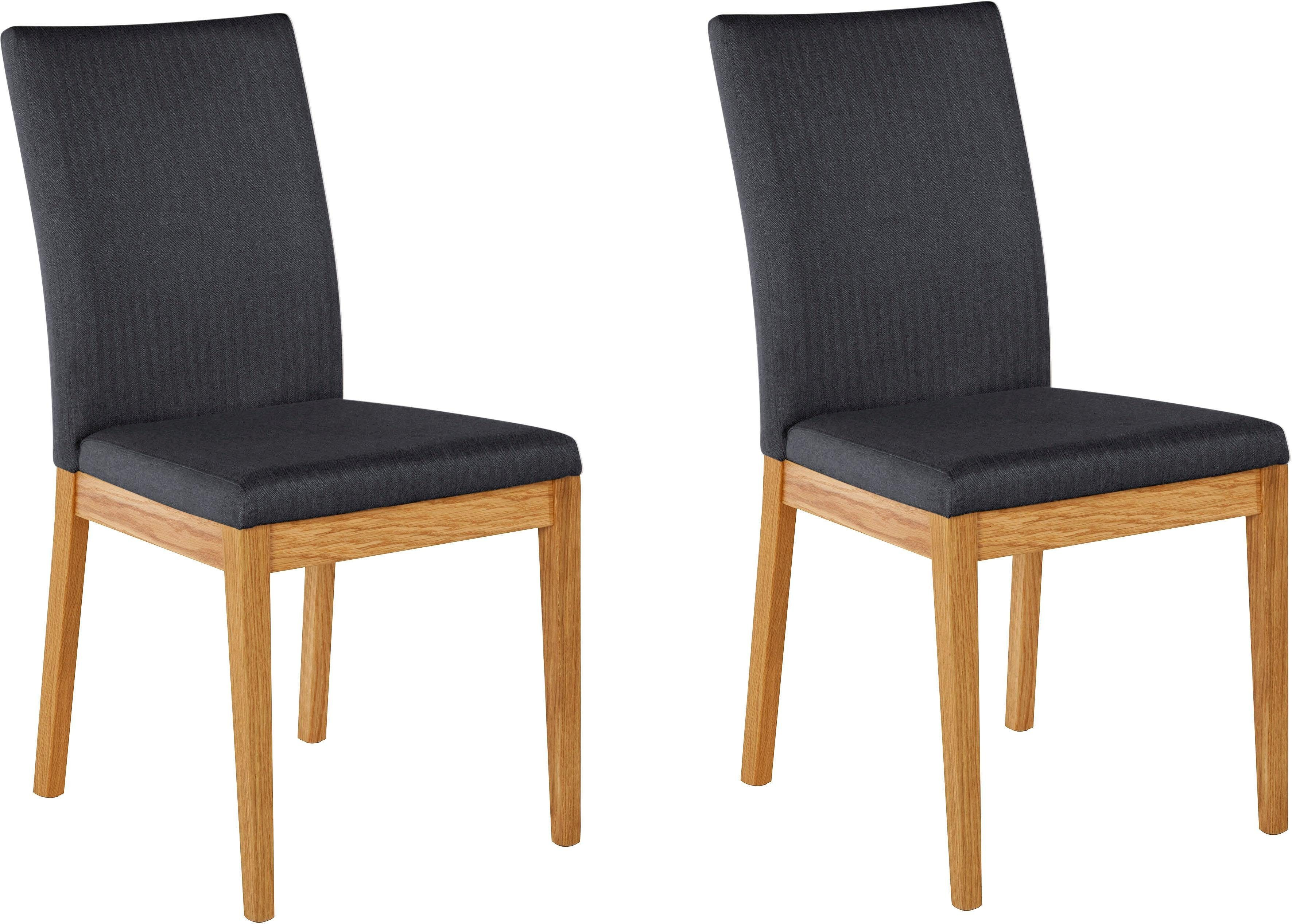 WOHNIDEE Kollektion Stuhl »Carlina« im 2er Set | OTTO
