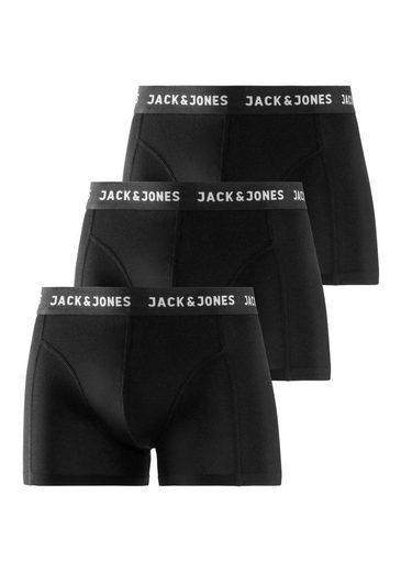 jack jones boxer 3 st ck mit logowebbund kaufen otto. Black Bedroom Furniture Sets. Home Design Ideas