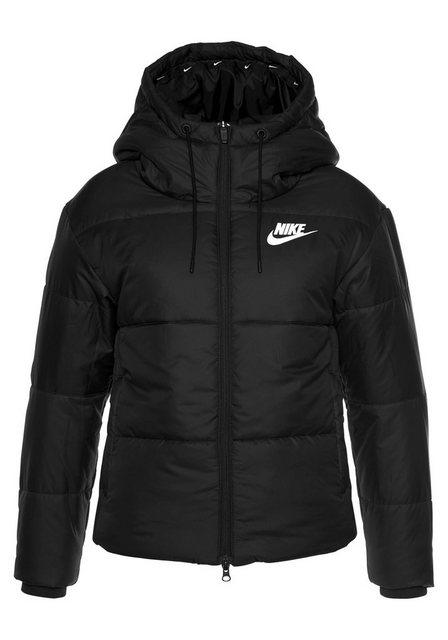 Nike Sportswear Steppjacke »W Nsw Syn Fill Jkt Hd« Zwei-Wege-Reißverschluss   Sportbekleidung > Sportjacken > Steppjacken   Nike Sportswear