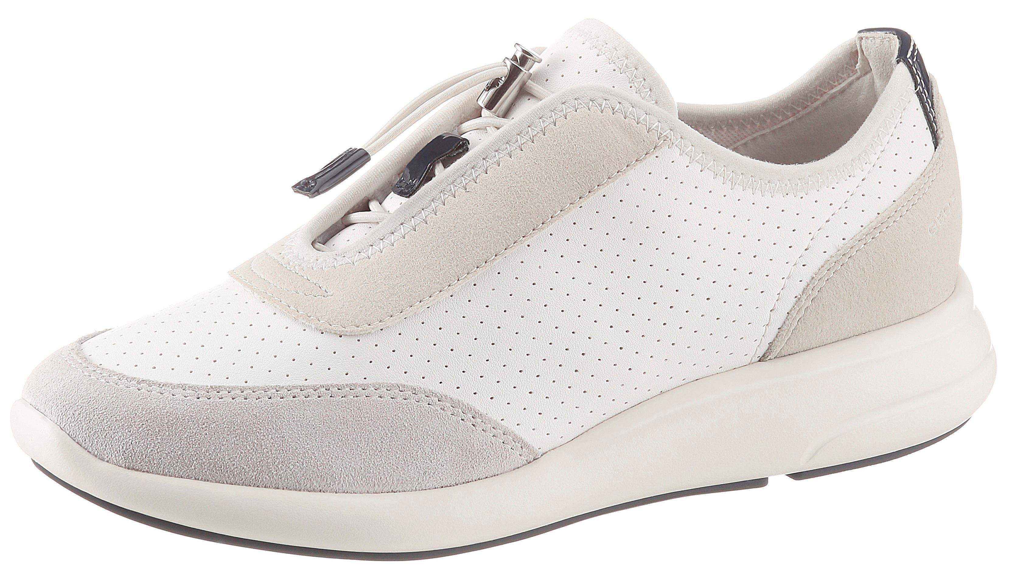 Geox »Donna Ophira A« Slip On Sneaker mit feiner Perforation online kaufen | OTTO