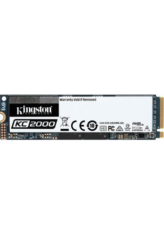 KINGSTON »KC2000 NVMe PCIe« SSD-kietasis diskas...