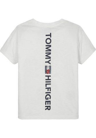 TOMMY HILFIGER Футболка »ESSENTIAL LOGO«
