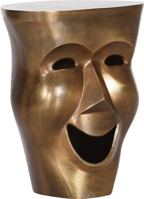 Wohnzimmertische - Gutmann Factory Beistelltisch »Smiling Face«, in extravaganter Form  - Onlineshop OTTO