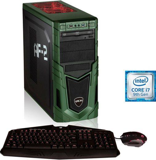 Hyrican Military Gaming 6460 Gaming-PC (Intel Core i7, RTX 2080 SUPER, 16 GB RAM, 1000 GB HDD, 480 GB SSD, Luftkühlung)