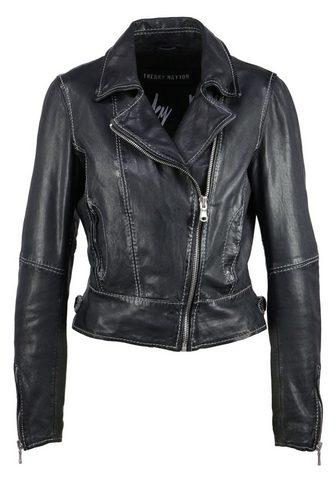 FREAKY NATION Baikerio stiliaus švarkas »Black Pearl...