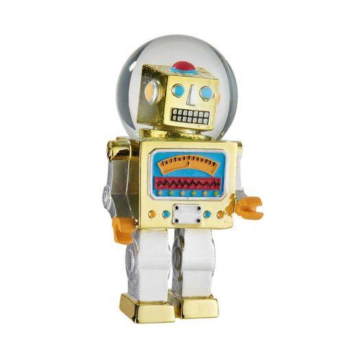 BUTLERS LITTTLE MAGIC »Schneekugel Roboter«