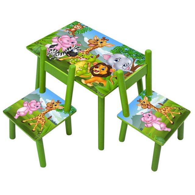 Kindertische - HTI Line Kindertischgruppe »Dschungel«  - Onlineshop OTTO