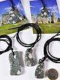 Adelia´s Kette ohne Anhänger »Dolorit Stein Halskette«, Bild 1