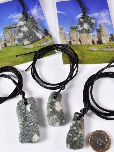 Adelia´s Kette ohne Anhänger »Dolorit Stein Halskette«