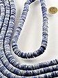 Adelia´s Kette ohne Anhänger »Blauquarz Linsen & Discs Steinstrang - 40 cm«, Bild 1