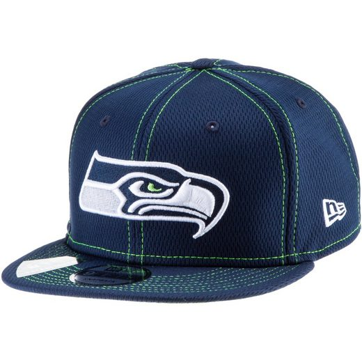New Era Snapback Cap »9Fifty Seattle Seahawks«