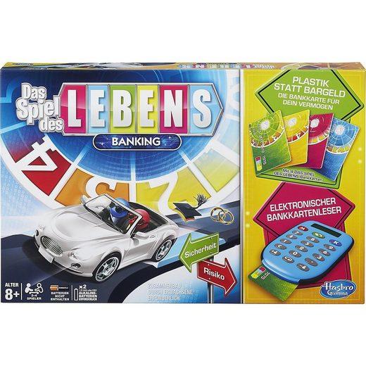 Hasbro Spiel, »Das Spiel des Lebens Banking«