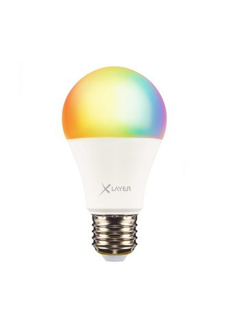 XLAYER LED » elegantiškas Echo E27 9W 800lm W...