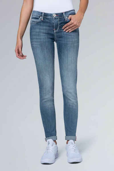 SOCCX Slim fit Jeans »HE:DI« mit Vintage Waschung