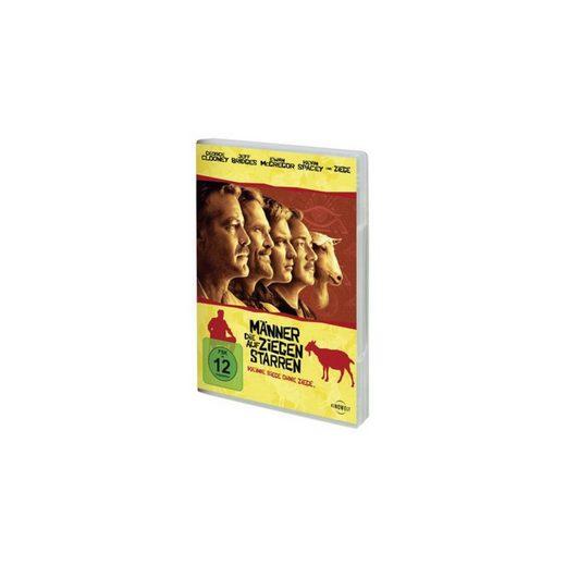 DVD Männer die auf Ziegen starren