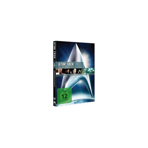 Universal DVD Star Trek 8 - Der erste Kontakt - Remastered