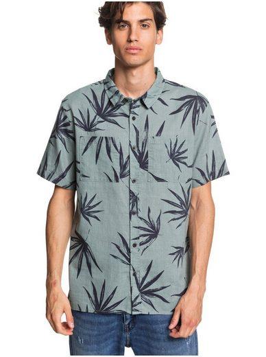 Quiksilver Kurzarmhemd »Deli Palm«