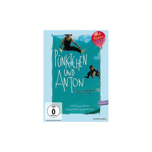DVD Pünktchen und Anton remastered