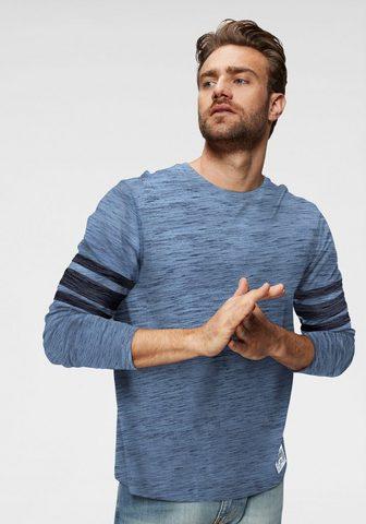 RHODE ISLAND Marškinėliai ilgomis rankovėmis