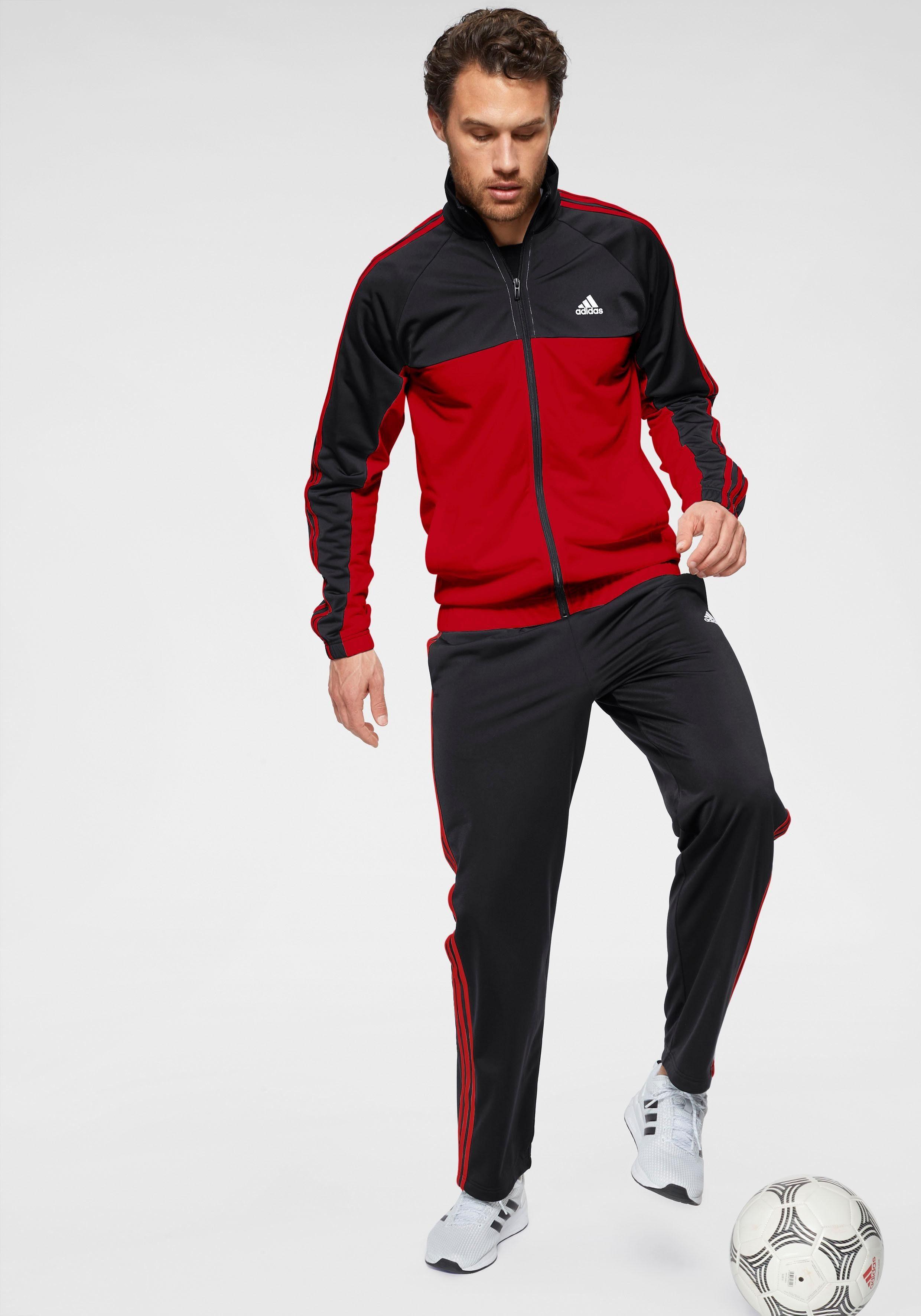adidas Performance Trainingsanzug »OSR P 3 STRIPES TRACKSUIT« online kaufen   OTTO